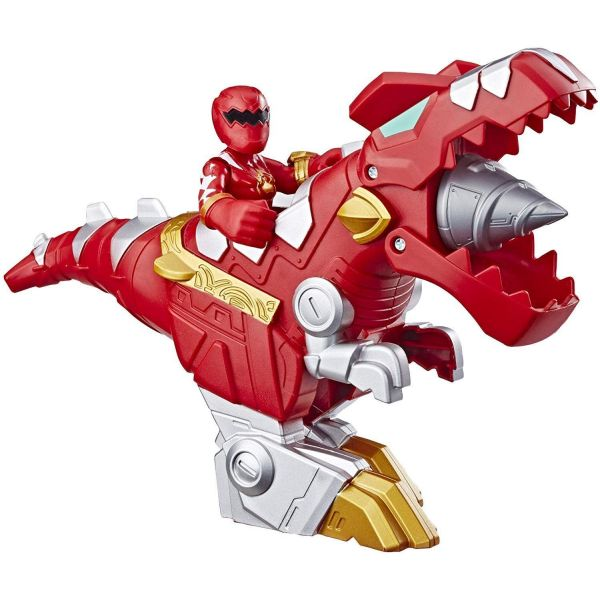Power Rangers Red Ranger & T-Rex Zord