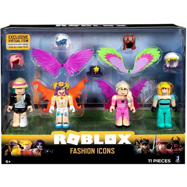 Roblox Celebrity Fashion Icons Mix & Match Set