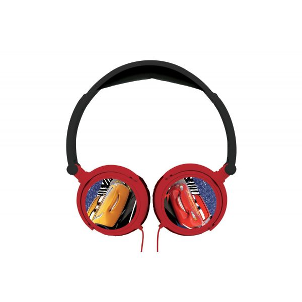 Cars Stereo Foldable Headphones