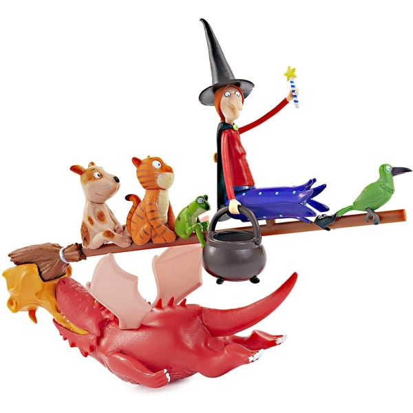The Gruffalo Room on the Broom Story Time Character Pack