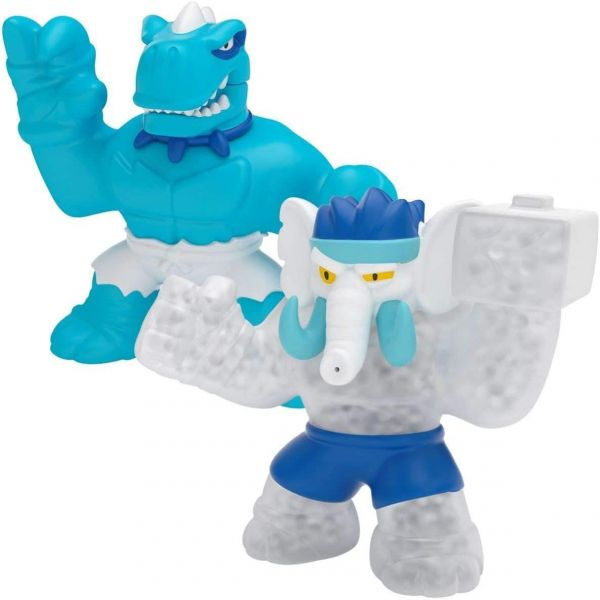 Heroes of Goo Jit Zu  Series 3 Dino Versus Pack -Arctic Showdown