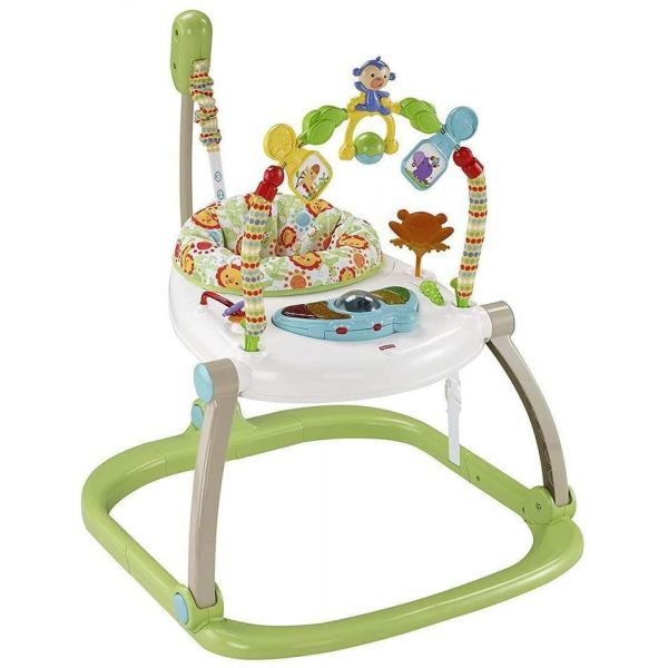 Fisher Price Spacesaver Jumperoo Baby Chair