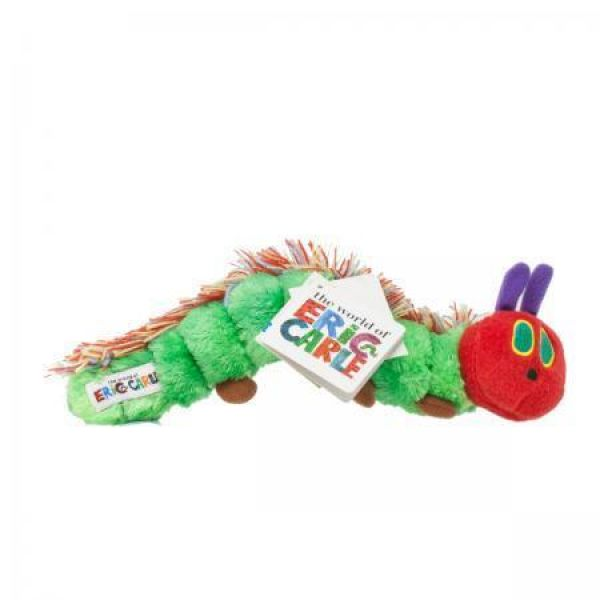 The Very Hungry Caterpillar Soft Bean Toy