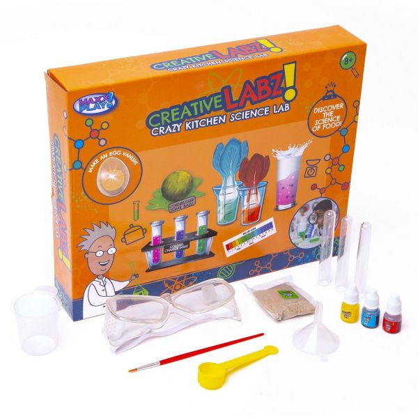 Creative Labz Crazy Kitchen Kit Lab