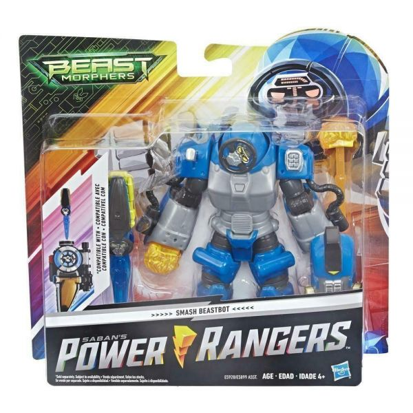Power Rangers Beast Morphers Smash Beastbot
