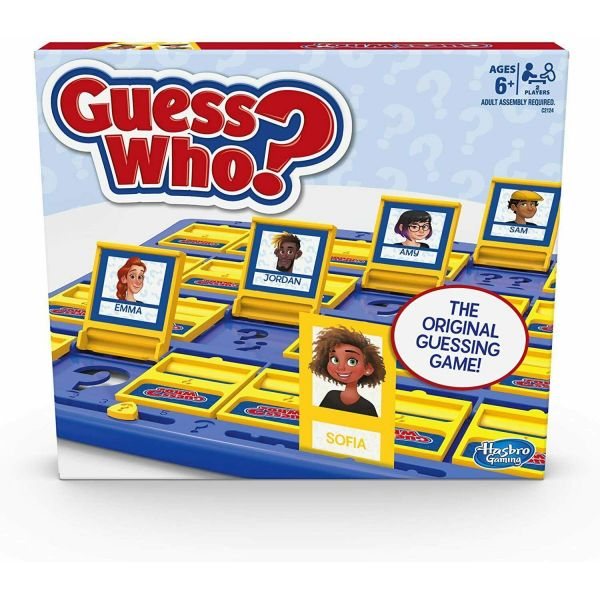 Guess Who Original Board Game