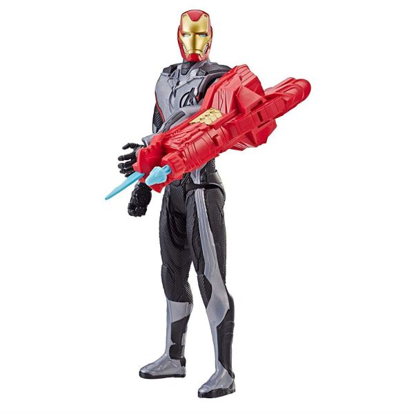 Marvel Avengers Endgame Titan Hero Power FX Iron Man