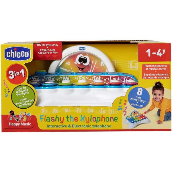 Chicco Flashy The Xylophone