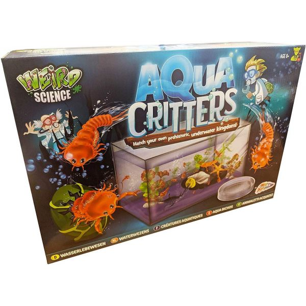 Weird Science Aqua Critters