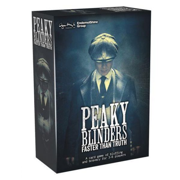 Peaky Blinders The Card Game
