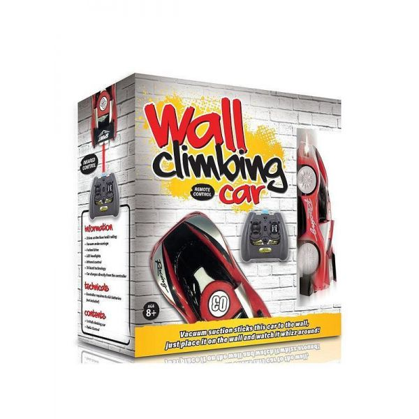 Red5 Remote Control Wall Climbing Car