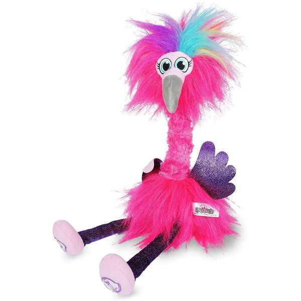 Sassimals Flossi the Flamingo Soft Toy