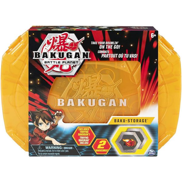 Bakugan  TRHYNO Baku-Storage Case