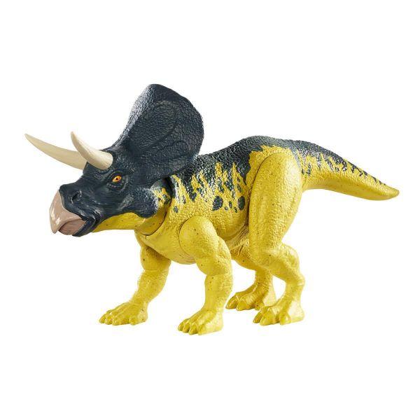 Jurassic World Wild Pack Zuniceratops Figure