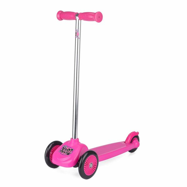 Xootz Mini Tri Scooter - Pink