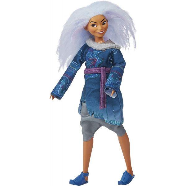 Disney Princess Raya Into Doll Sisu