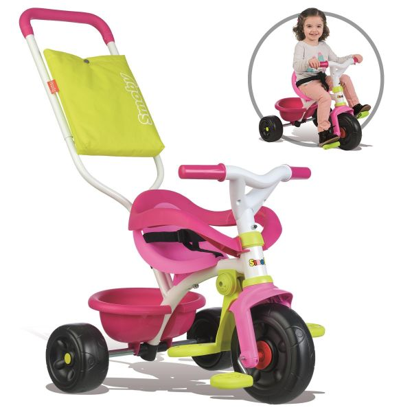 Smoby Be Move Comfort Pink Trike