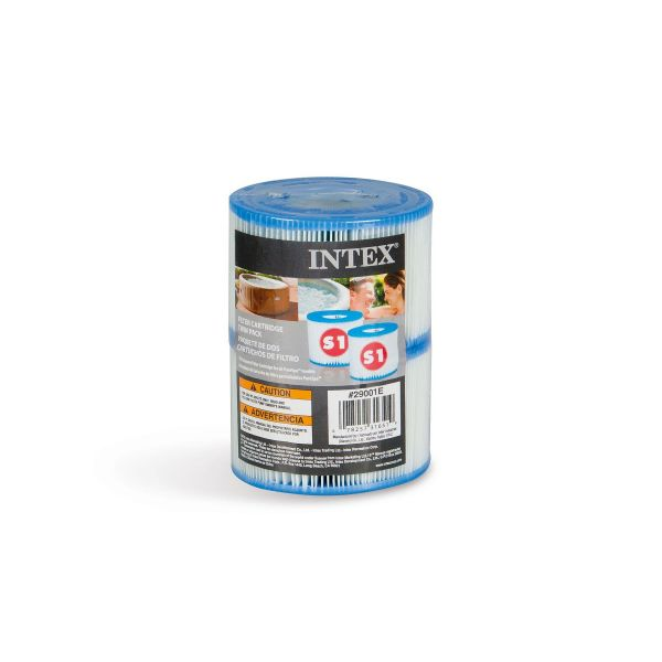 Intex Purespa Filter Cartridge Twin Pack