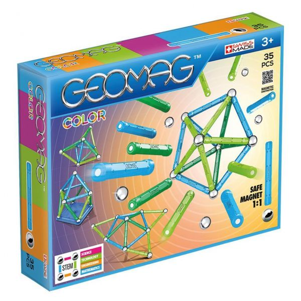 Geomag Color 35 Piece Set
