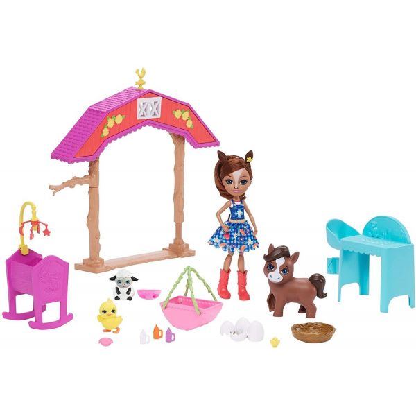 Enchantimals Barnyard Nursery