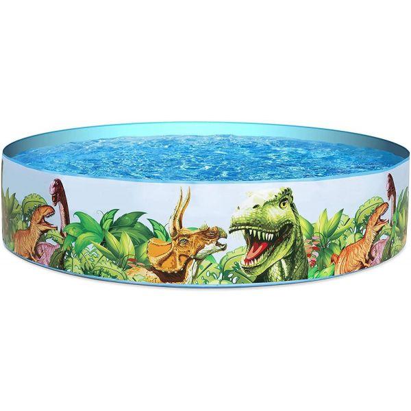 Bestway Dinosaur Fill 'n Fun Paddling Pool