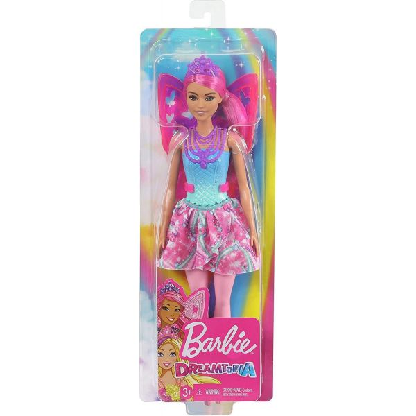 Barbie Dreamtopia Fairy Assortment -PINK WINGS