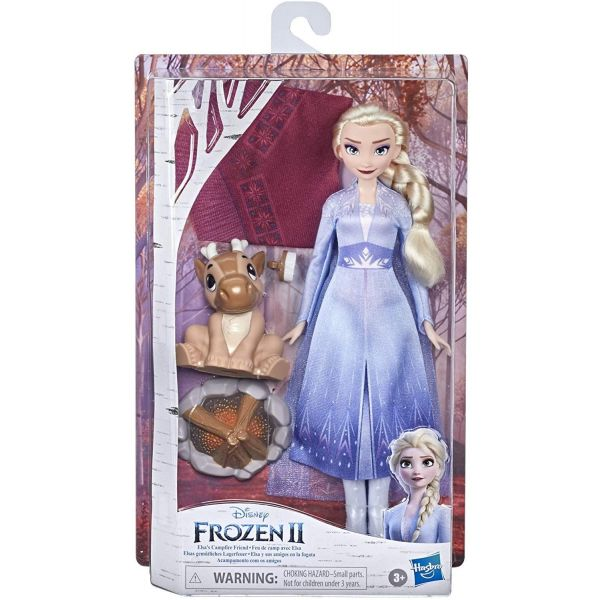 Frozen 2 Elsas Campfire Friends