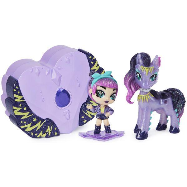 Hatchimals Purple Heart Pixie Rider