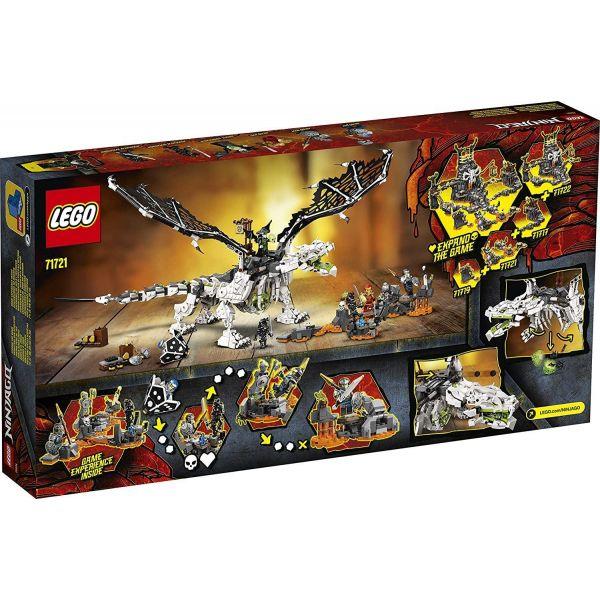 Lego NinjagoSkull Sorcerer's Dragon71721