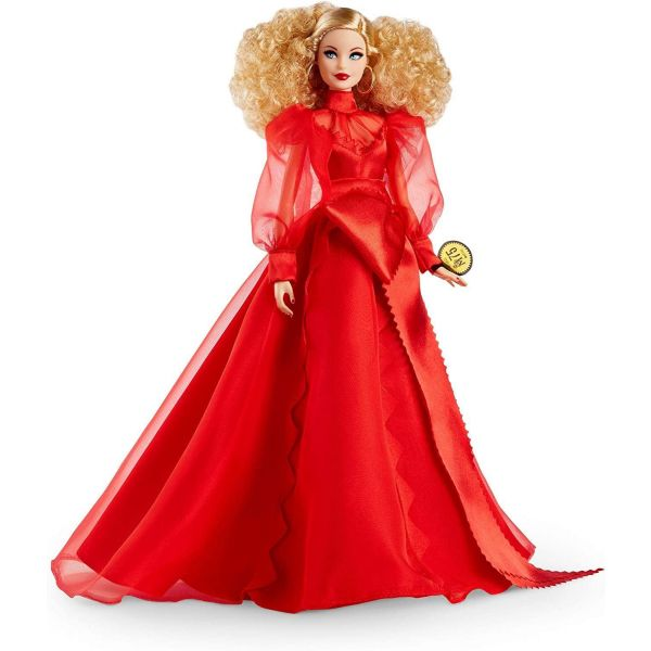 Barbie 75th Anniversary Blonde Doll
