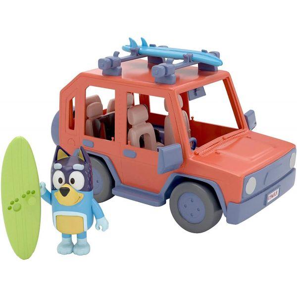 Bluey Heeler 4WD Family Cruiser