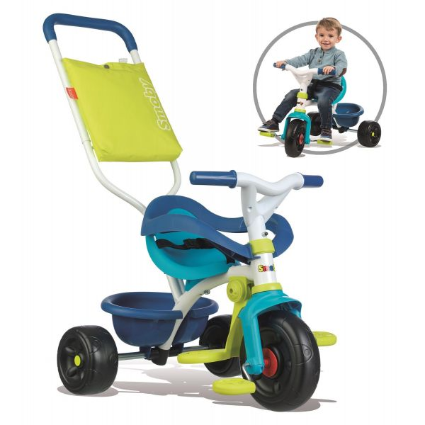 Smoby Be Move Comfort Trike - Blue