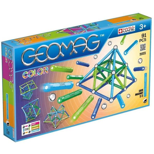Geomag Color 91 Piece Set