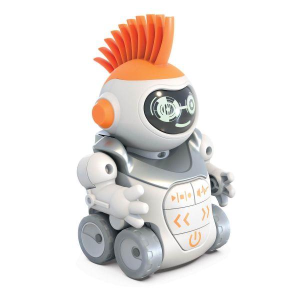 Hexbug MoBots Interactive Robot Ramblez Orange