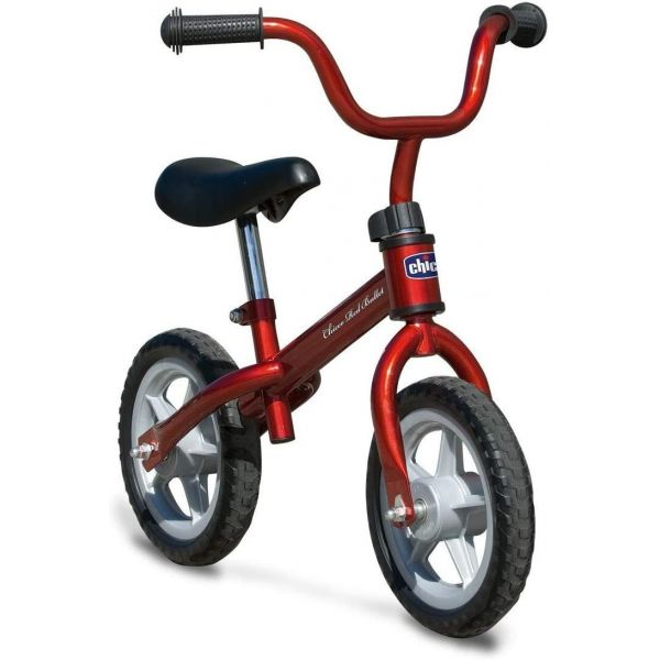 Red Chicco Bullet Balance Bike