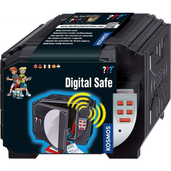 Thames and Kosmos 3 Detectives  Digital Safe