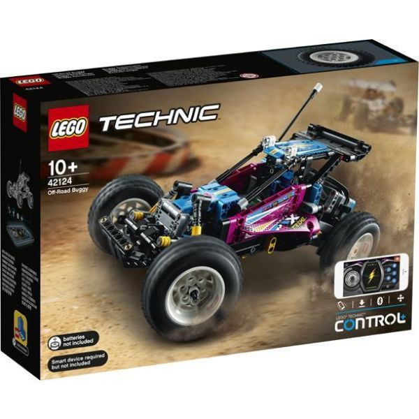 Lego 42124 Technic Off-Road Bugg