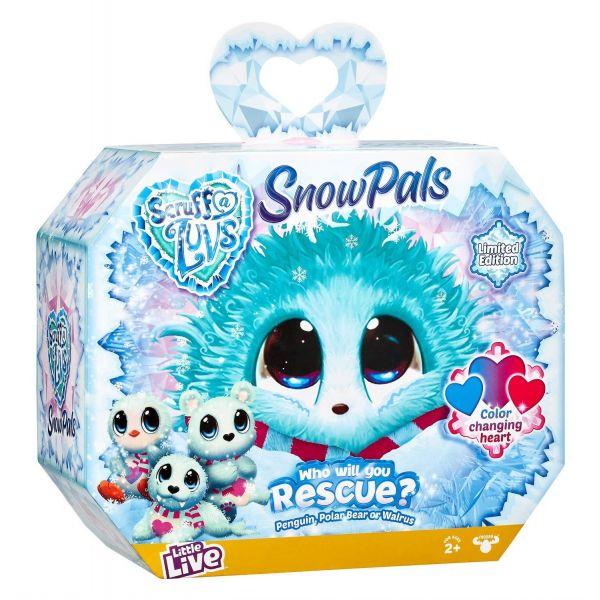 Scruff-a-Luvs Snow Pals Mystery Pet