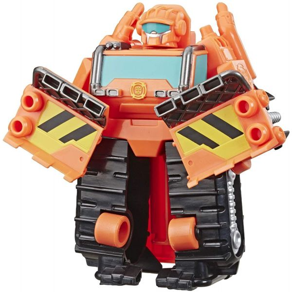 Transformers Rescue Bots Academy Wedge The Construction-Bot