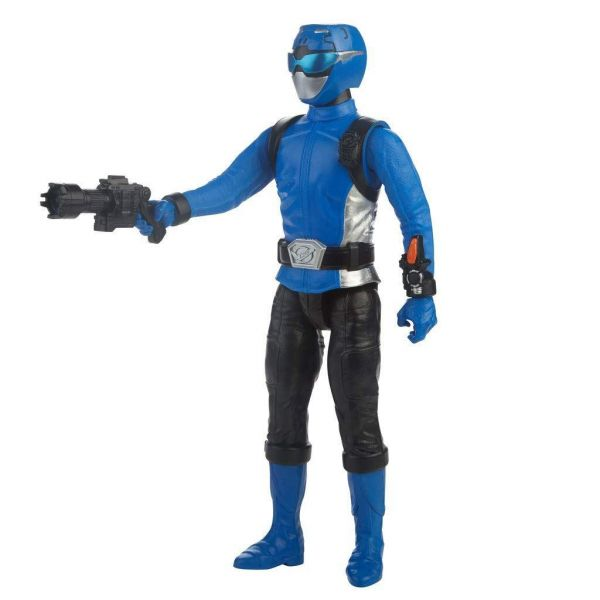 Power Rangers Beast Morphers Blue Ranger 30cm
