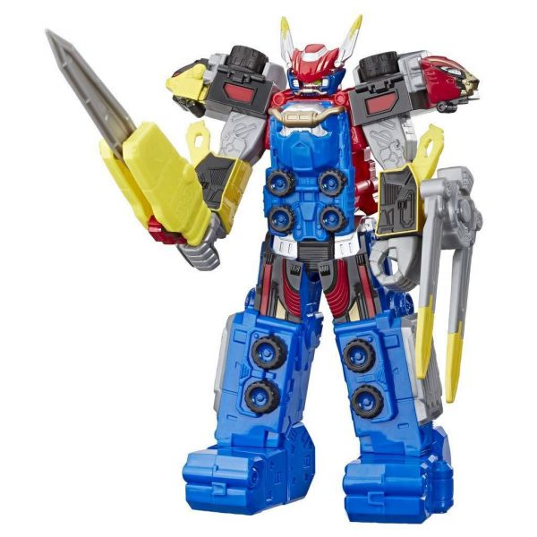 "Power Rangers 10"" Beast Morphers Beast-X Megazord Action Figure"