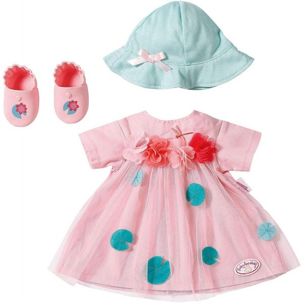 Baby Annabell Deluxe Summer Dress Set