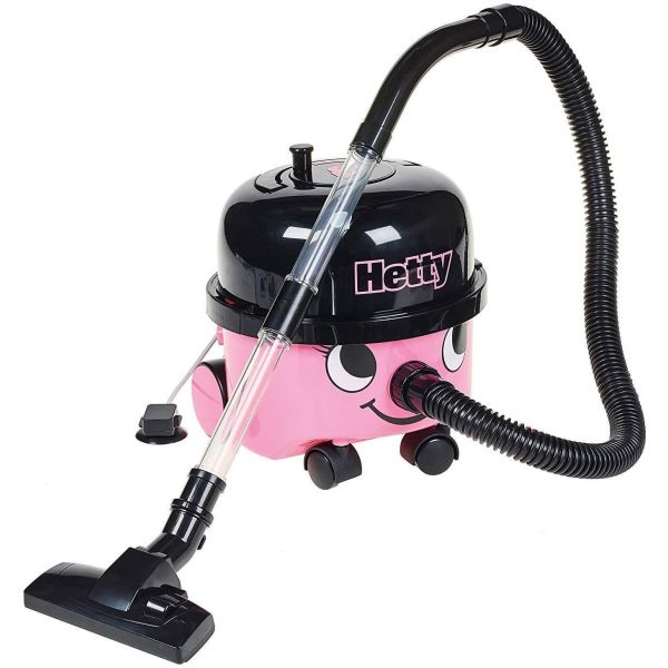 Casdon Hetty Vacuum Cleaner and Accessories