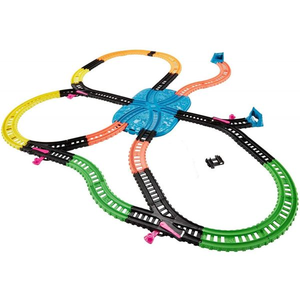 Thomas And Friends Track Master Glowing Track Bucket