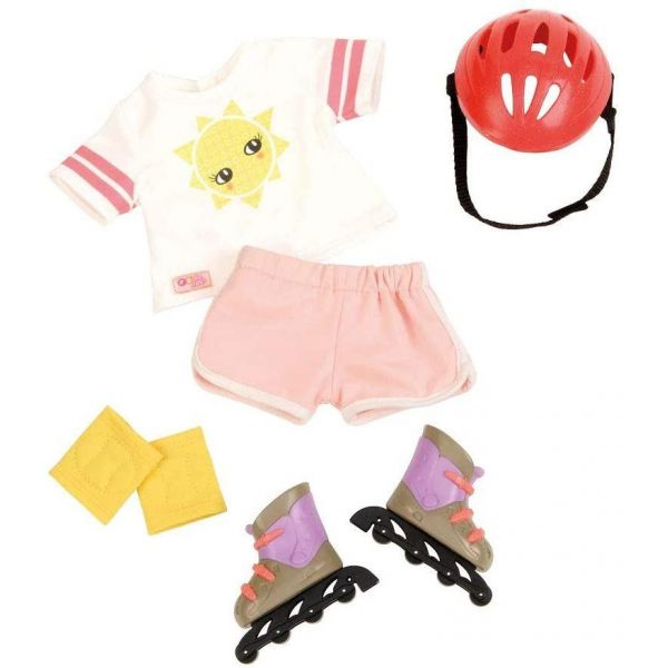 Our Generation Roll With It Doll Outfit