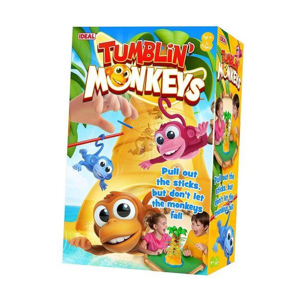 Tumblin Monkeys Game
