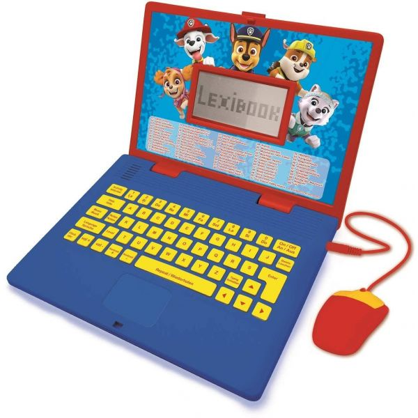 Paw Patrol Educational Laptop with 124 activities