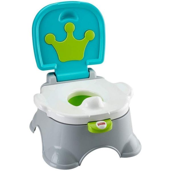 Fisher Price Royal Potty Stepstool