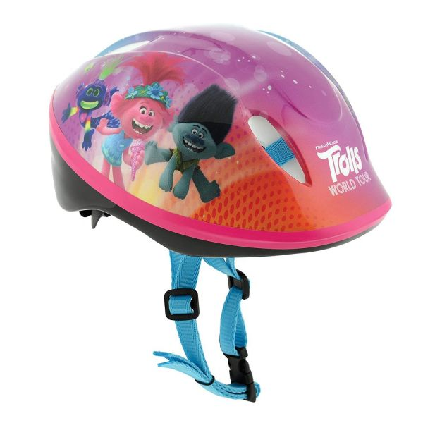 Trolls 2 Girls Safety Helmet