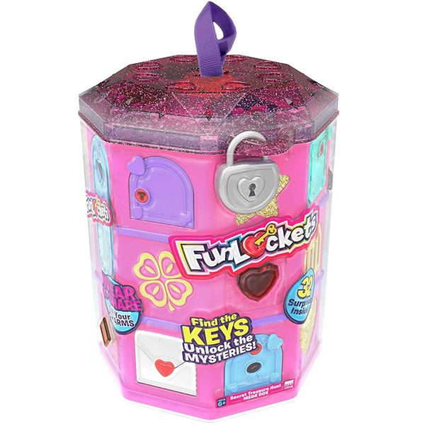 Funlockets Secret Surprise Treasure Hunt Tower
